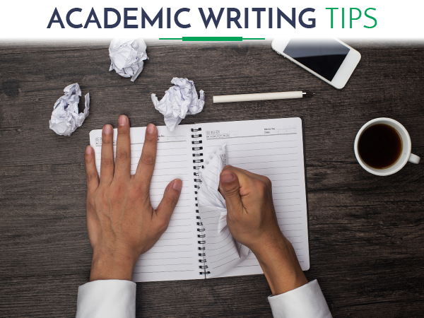 academic writing tips
