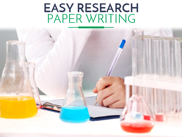 easy research paper writing