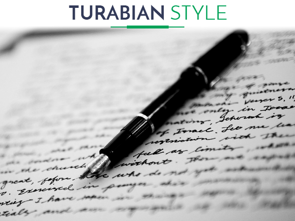 "essays using turabian style Instructions for formatting a turabian paper section 1 – starting from scratch set margins to 1"":  click ""style"" from the list that appears."