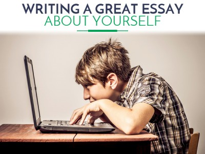 Writting an essay about yourself