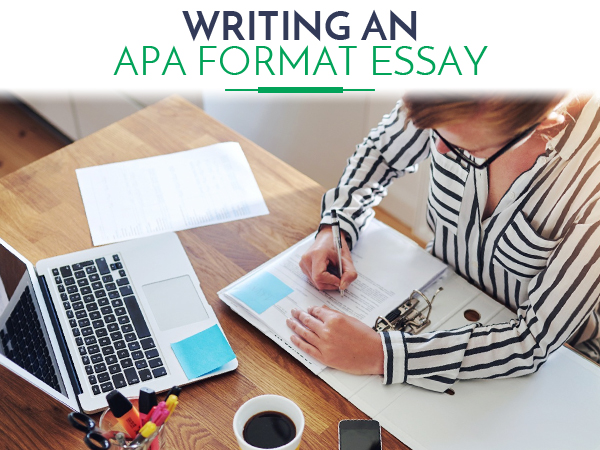 APA essay writing format