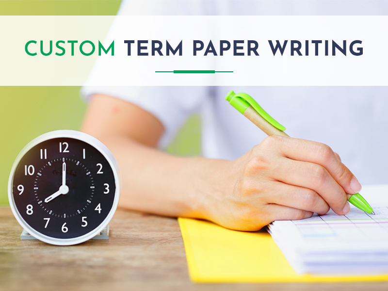 What does it take to Get Your Term Paper Written?