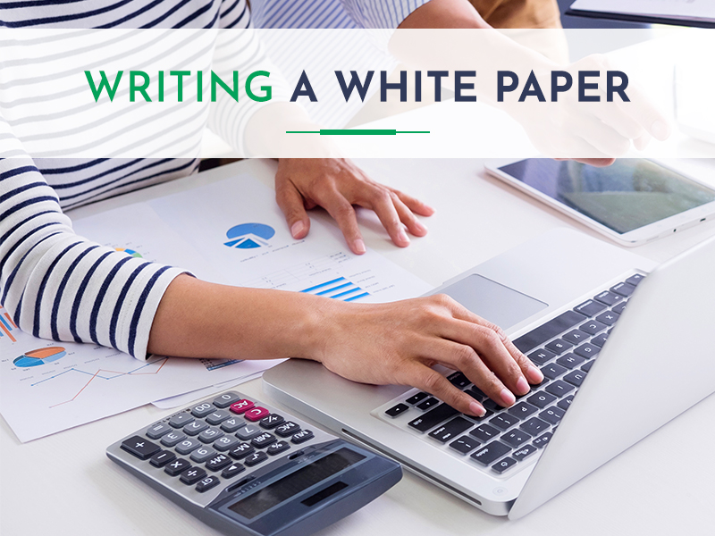Writing a White Paper