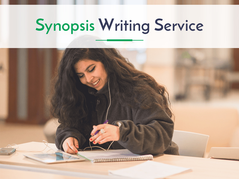 Synopsis Writing Service