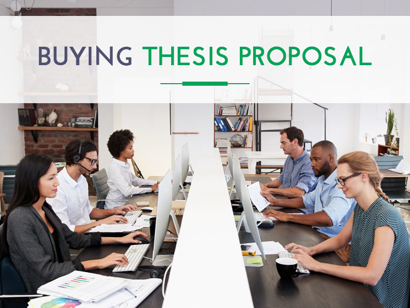 Thesis Proposal Writing